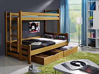 """Двухъярусная кровать """"Бостон"""" от производителя"""