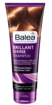Шампунь Balea Professional Brillant Shine  250 мл, фото 2