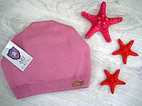 Шапка женская зимняя (розовый)