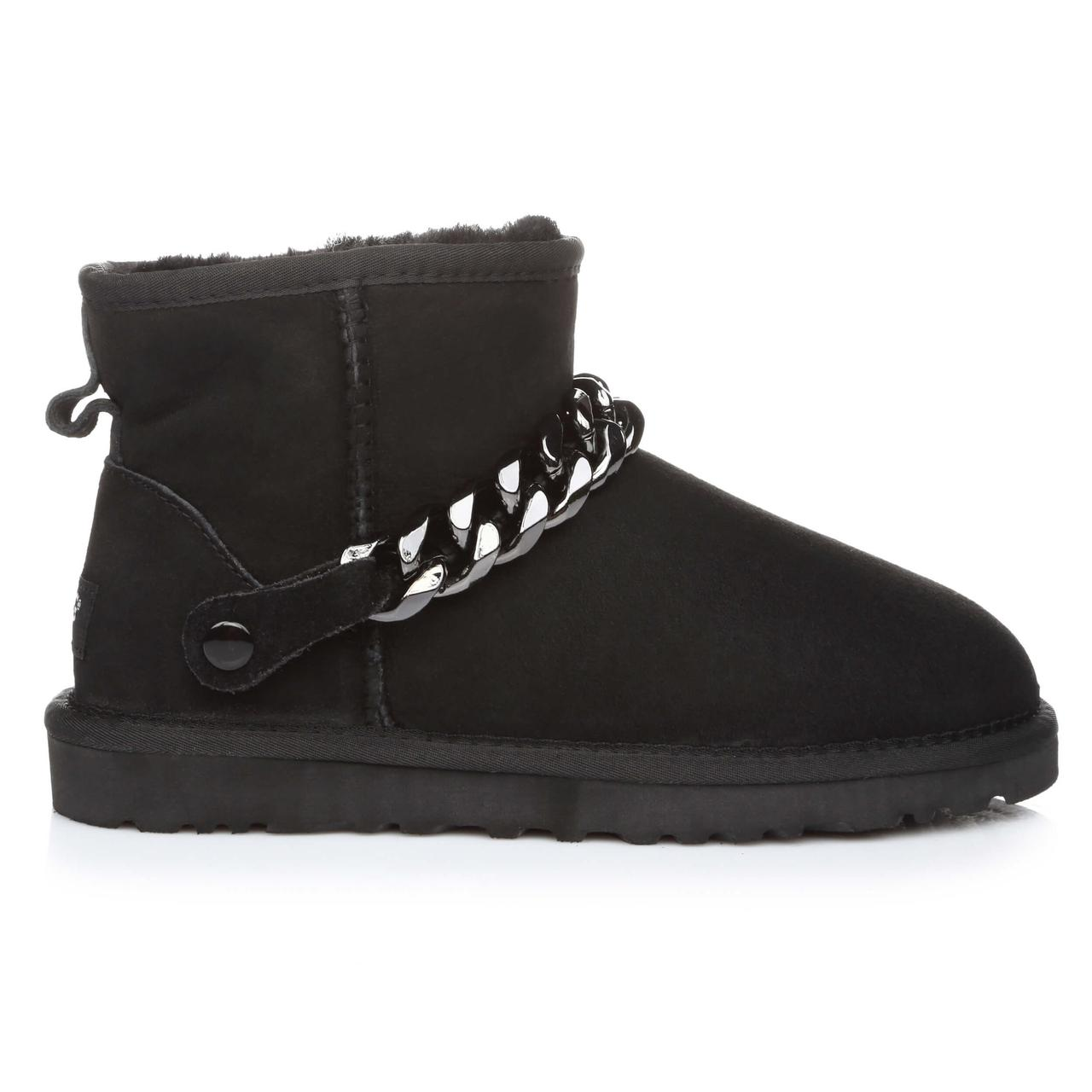 Угги UGG Australia Classic Mini Chain Black