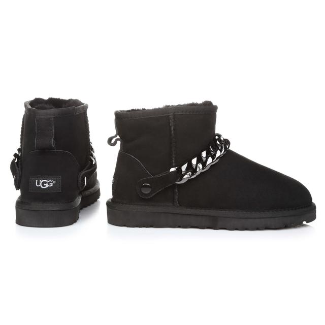 UGG Australia Classic Mini Chain Black
