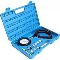Набор для проверки давления моторного масла и КПП (универс.) SATRA S-AT24PT