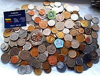 Монеты Мира 500 штук