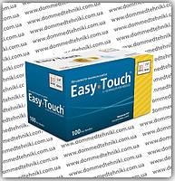 Иглы инсулиновые Изи Тач 6 мм (Easy Touch 6 mm 31G)