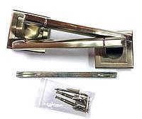 Дверная ручка 15-71 Сатин