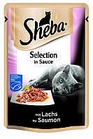 Sheba Delicatesse 85 гр*12шт- паучи для кошек, фото 1