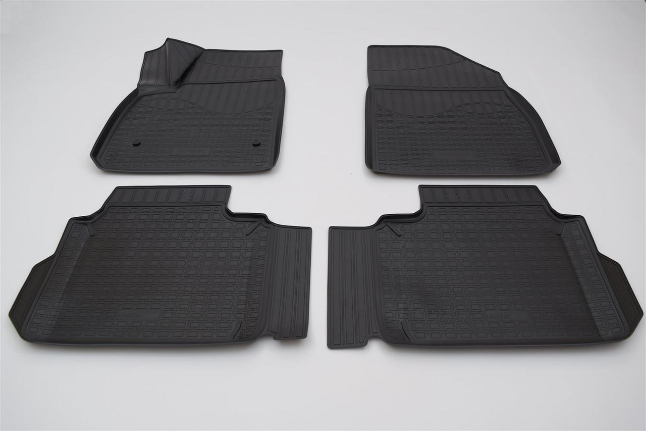 Килимки в салон для Cadillac XT5 (16-) (полиур., компл - 4шт) NPA11-C10-850