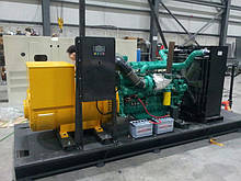 Генератор дизельный Universal Jenerator UND 550