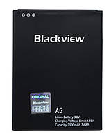 Аккумулятор Blackview A5 2000mAh