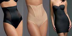 Утягивающие трусики шортики Корректирующее белье Корсет для похудения