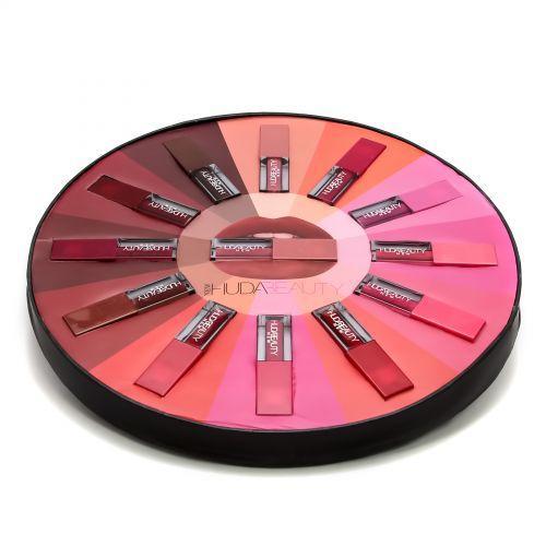 Помада Huda Beauty Lip Gloss