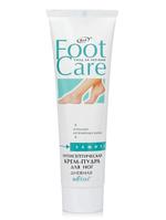 Крем-пудра для ног антисептическая-Foot Care Bielita,100мл