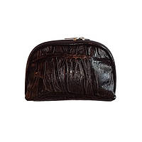 Косметичка Атрибут-017 коричневая