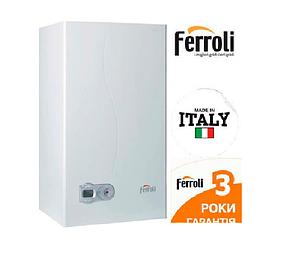 Газовый котёл Ferroli Domi Project 32 F (Турбированный)