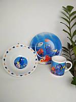 Подарочный набор керамической посуды Немо