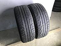 Шины бу зима 225/55R17 Pirelli Sottozero 210 Winter 2шт (6мм)