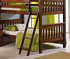 """Двухъярусная деревянная кровать """"Марина"""" из массива, фото 2"""