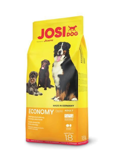 Josera Economy корм для взрослых собак, 18 кг