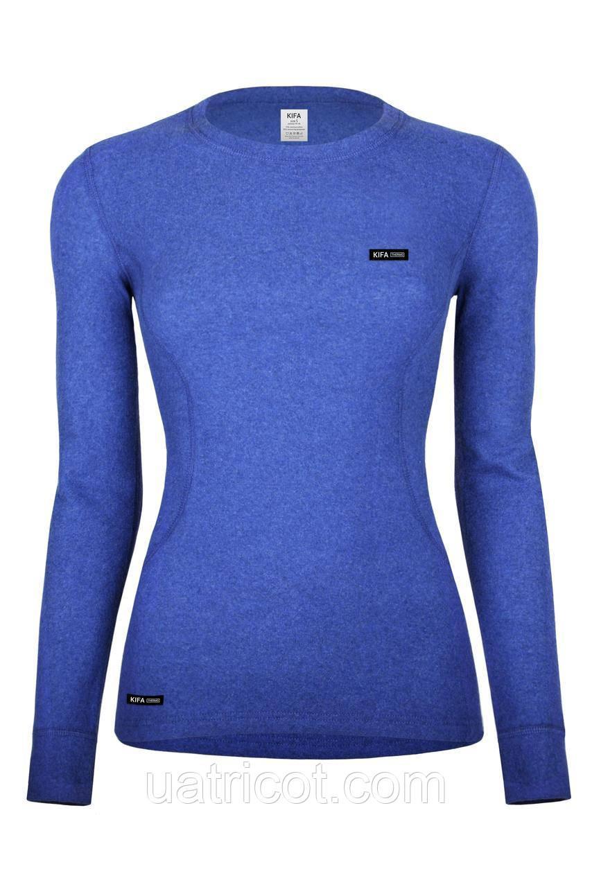 Термоджемпер женский ДЖ-565 синий