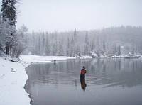 Рыбалка на Рождество. Прогноз лова на 7 - 8 января