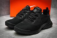 Кроссовки мужские в стиле Nike  Air Presto, черные (12403),  [  44 (последняя пара)  ]