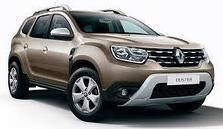 Хром пакет для Dacia Duster (2018-...)