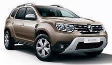 Коврики в салон Dacia Duster (2018-...)