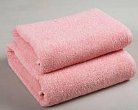 Набор махровых полотенец 70х140 -5шт. LOTUS  Basic персиковый, фото 1