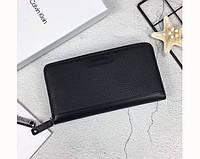 Мужской брендовый кошелек на молнии (1983), фото 1