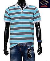 Купить Paul Shark (Пол Шарк) мужскую футболку поло.