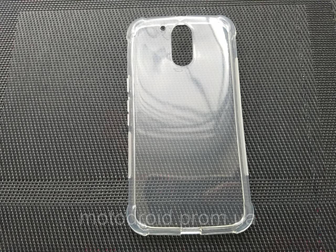 Чохол Motorola Moto G4 Plus / G4+ XT1640 прозорий