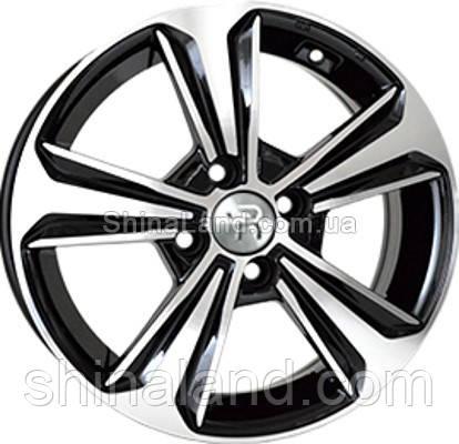 Литые диски Replay Hyundai HND256 6x15 4x100 ET46 dia54,1 (BKF)