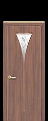 Полотно Бора со стеклом сатин от Новый стиль (зол.ольха)