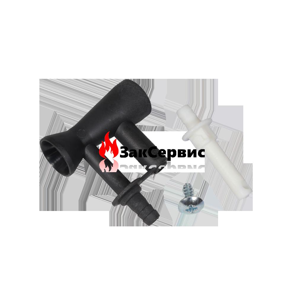 Трубка вентури вентилятора на газовый котел Ferroli Domicompact, DomiIproject39808471 35101310-35101323
