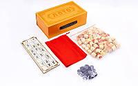 Русское лото настольная игра в цветной коробке IG-8820