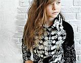 Шерстяное пальто для девочки тм Моне р-ры 128,146, фото 2