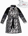 Шерстяное пальто для девочки тм Моне р-ры 128,146, фото 3