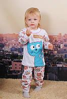 Пижама детская для девочек, рост 80-134