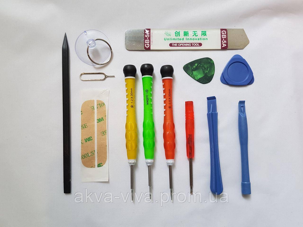 (13 в 1) Набор инструментов для ремонта мобильных телефонов