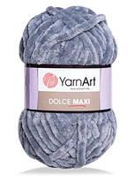 Yarnart Dolce Maxi серый № 760