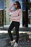 Женская вязаная кофта/кардиган, фото 7
