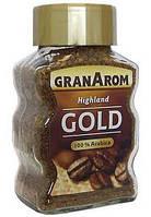 Кофе растворимый GranArom Gold без кофеина