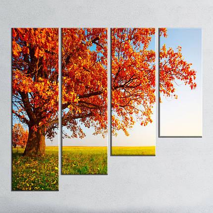 "Модульная картина ""Осень"", фото 2"