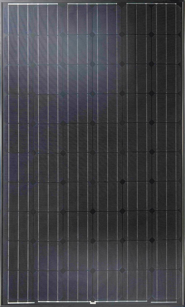 Солнечная батарея Yingli Solar YL255С-30b Black, 255 Вт (монокристалл)