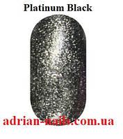 Платиновый гель лак №8 (Platinum Black) - 5грамм (баночка), фото 1