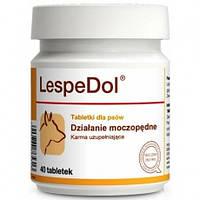 Витаминно-минеральная добавка для собак LespeDol, 40 таб.