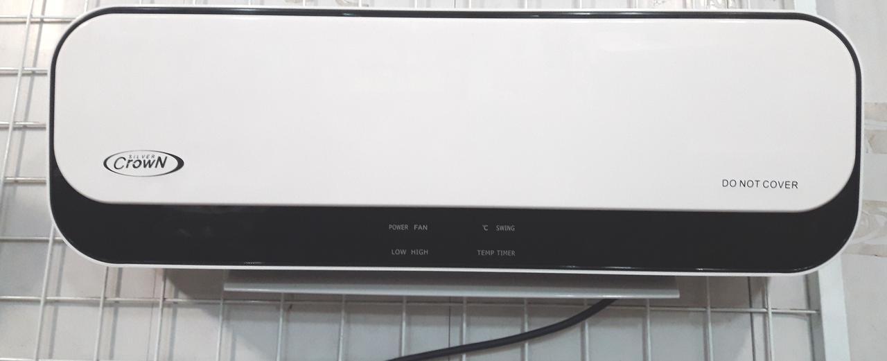 Тепловая завеса Crown HW-2044 тепловентилятор с климат-контролем