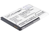 Аккумуляторная батарея CameronSino для смартфона Samsung Galaxy Ace (GT-S5830), 1350mAh/4.9Wh, X-Longer