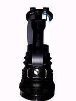Фонарь аккумуляторный YJ-2891Т  1W+16 SMD LED, фото 3