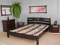 """Кровать деревянная """"Сакура"""""""